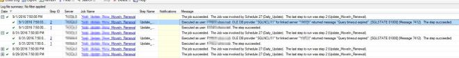 Query Timeout Expired – Jim Salasek's SQL Server Blog