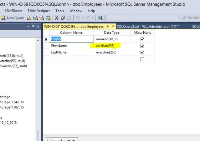 SSIS: Cannot convert between unicode and non-unicode string