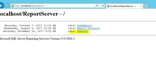Create SSRS report with a query – Jim Salasek's SQL Server Blog
